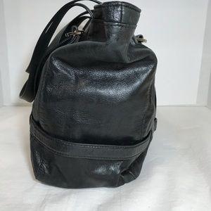 Dkny Bags - DKNY Black Leather Large Tote Shoulder Bag Purse